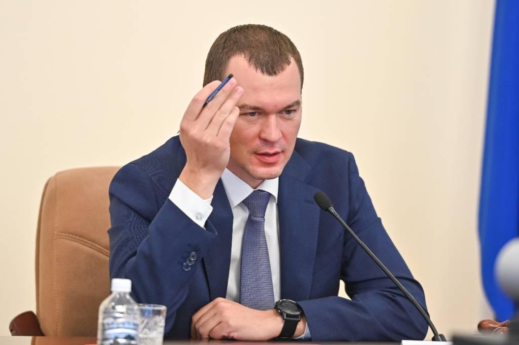 Дегтярёв предупредил министров об ответственности за каждый рубль