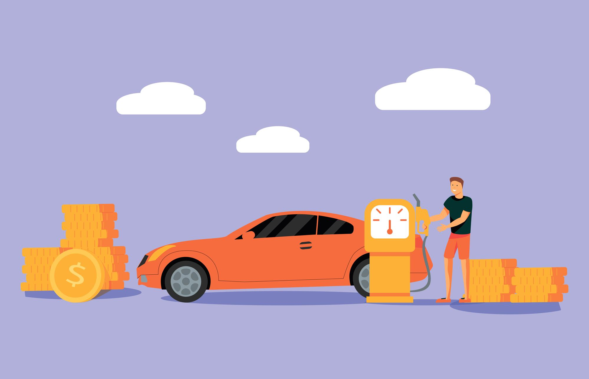 Кому ездить хорошо. Сколько стоит бензин в России и Европе