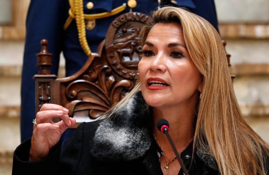 Временный президент Боливии сообщила, что излечилась от CoViD-19