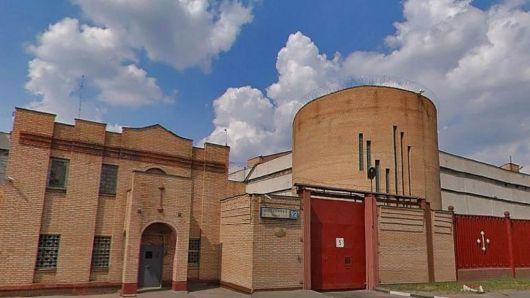Здание Следственного изоляторя № 6 УФСИН Фото с официального сайта СИЗО