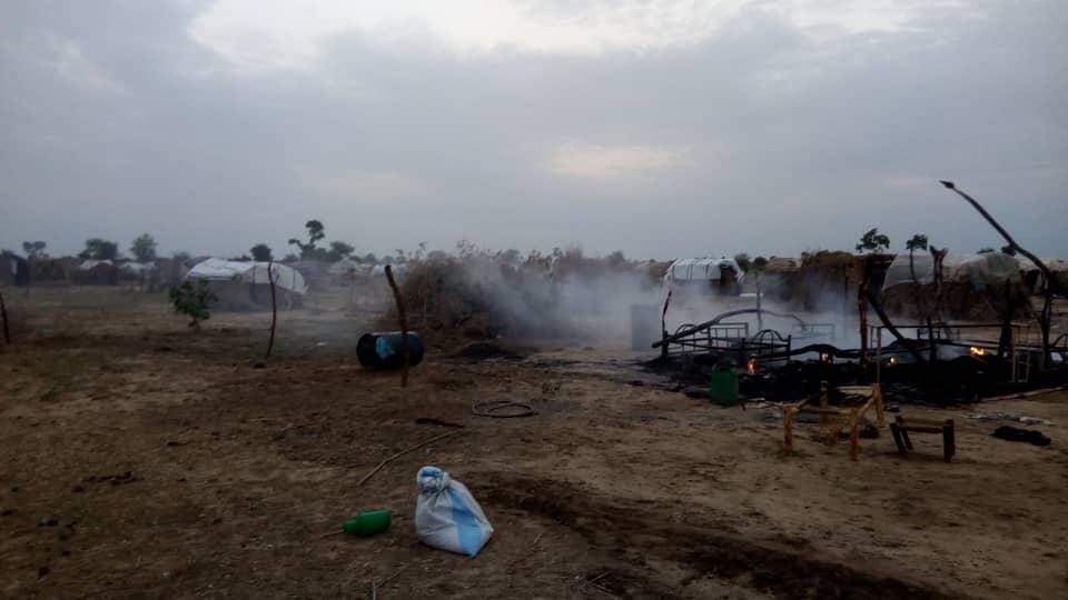 В результате вооружённой атаки в Судане погибло более 60 человек