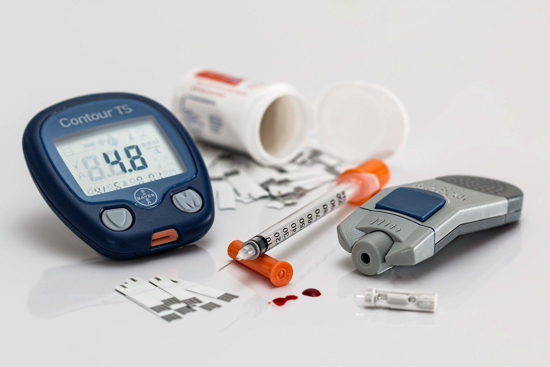 В России стали чаще выявлять больных сахарным диабетом