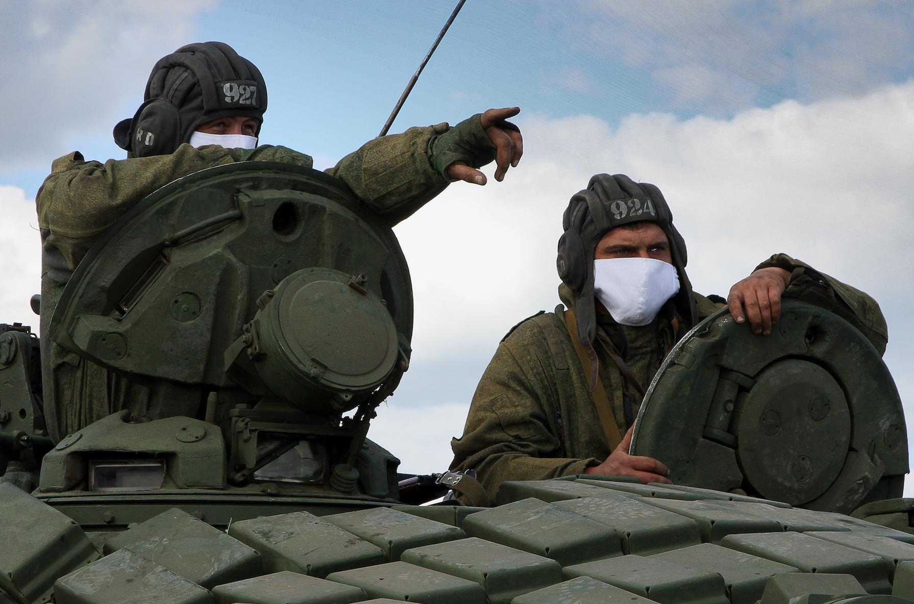 Приказ о прекращении огня в Донбассе выдали на Украине