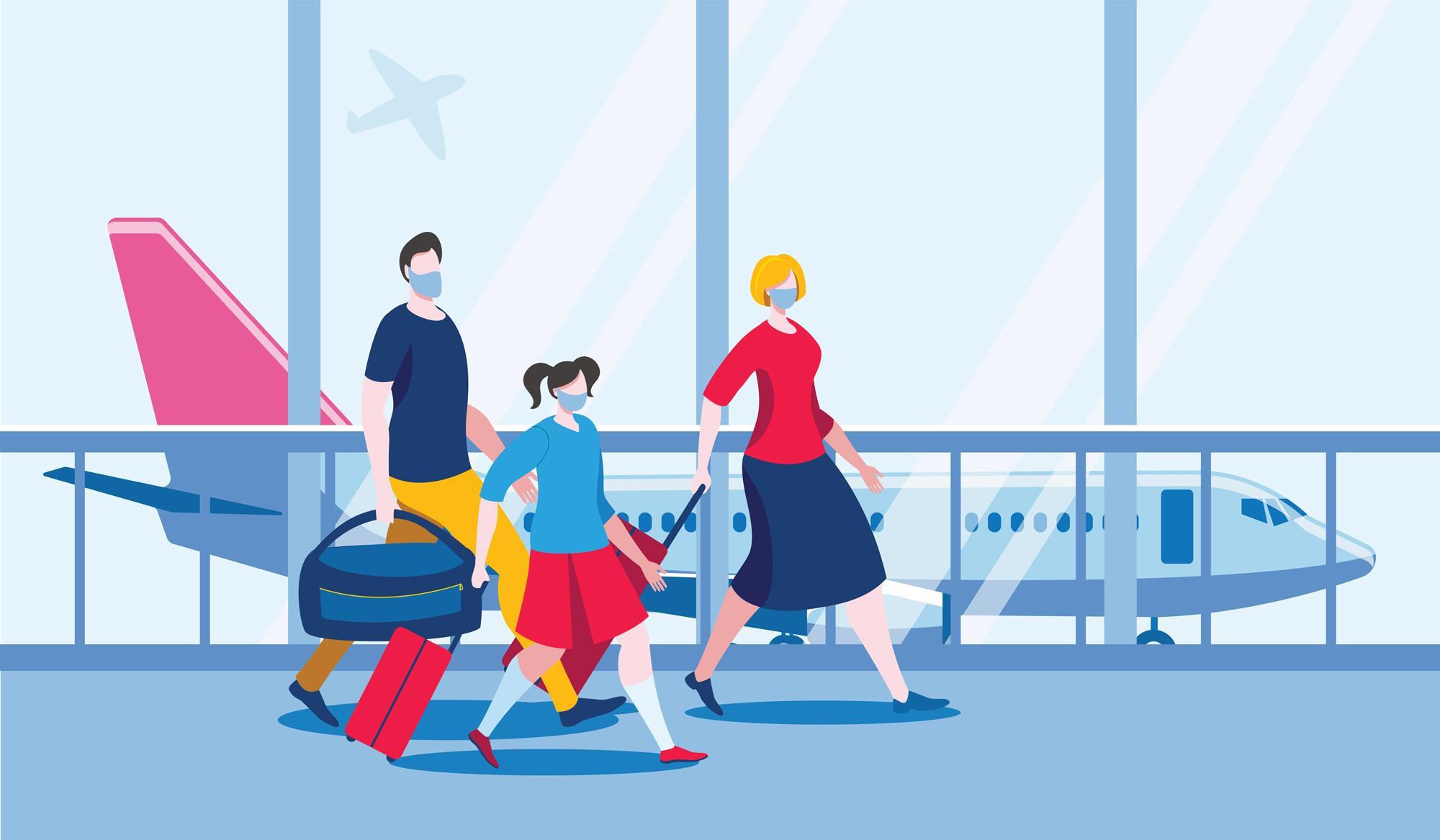 Сохраните и летите. Правила въезда в Танзанию, Турцию и Великобританию в пандемию