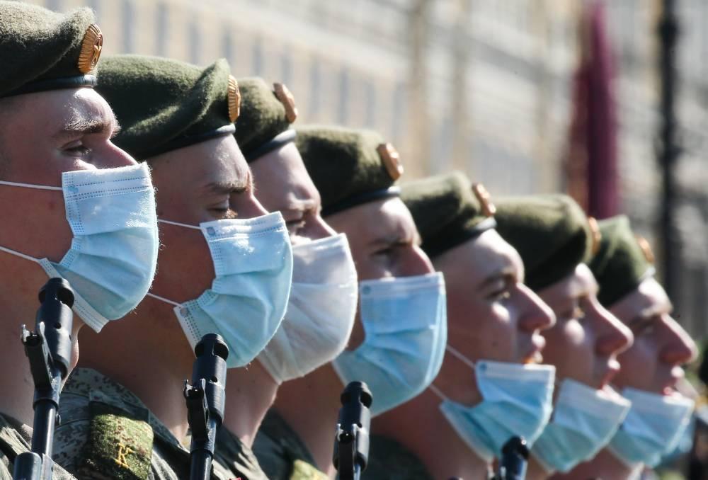 Российские военные улучшили боевую подготовку во время пандемии