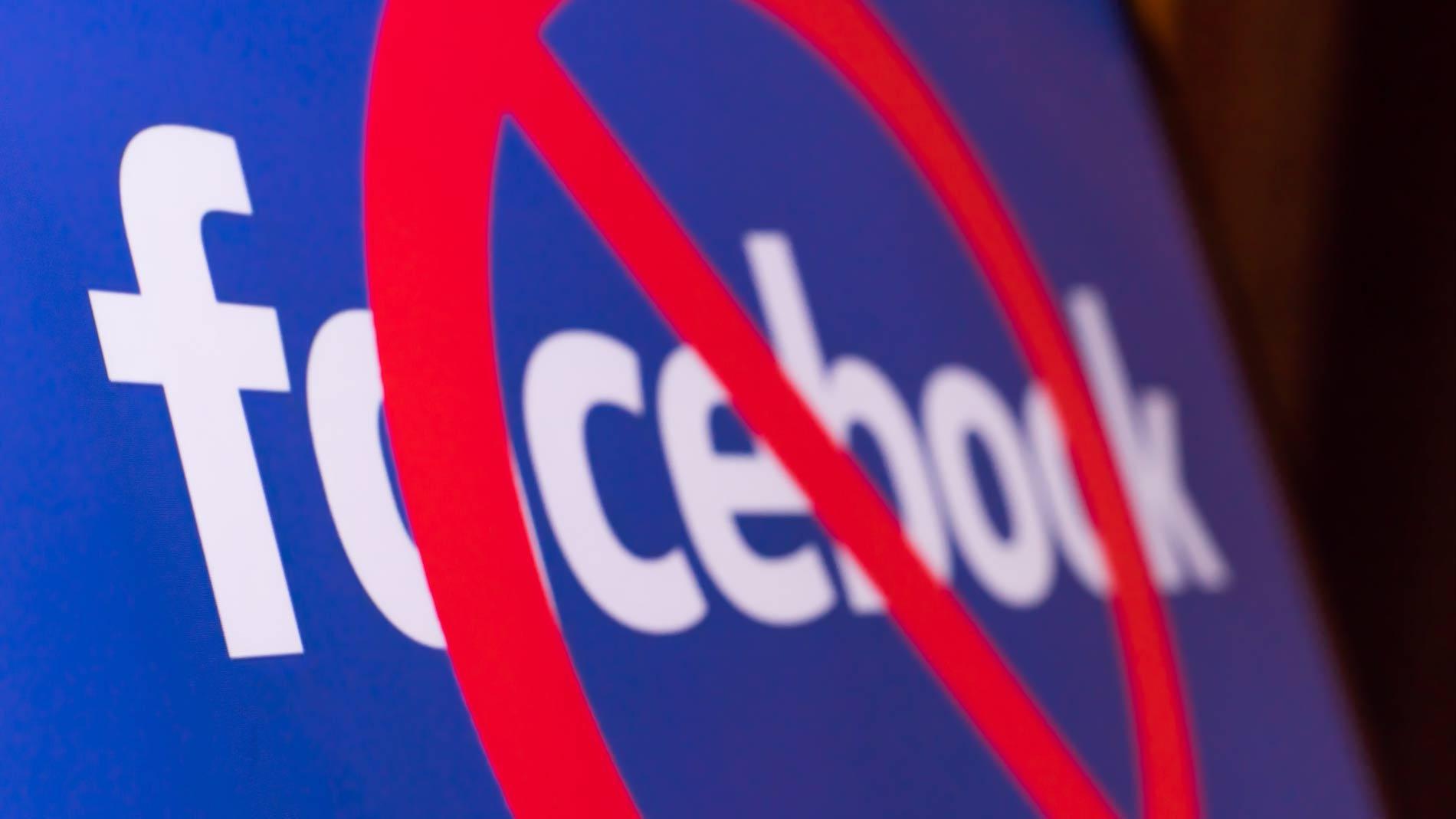 Facebook блокирует тех, кто мыслит неправильно. Соцсеть нужно остановить, но блокировать нельзя