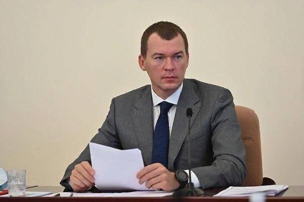 Дегтярёв пригласил в Хабаровск главу Минстроя Якушева для решения вопроса обманутых дольщиков