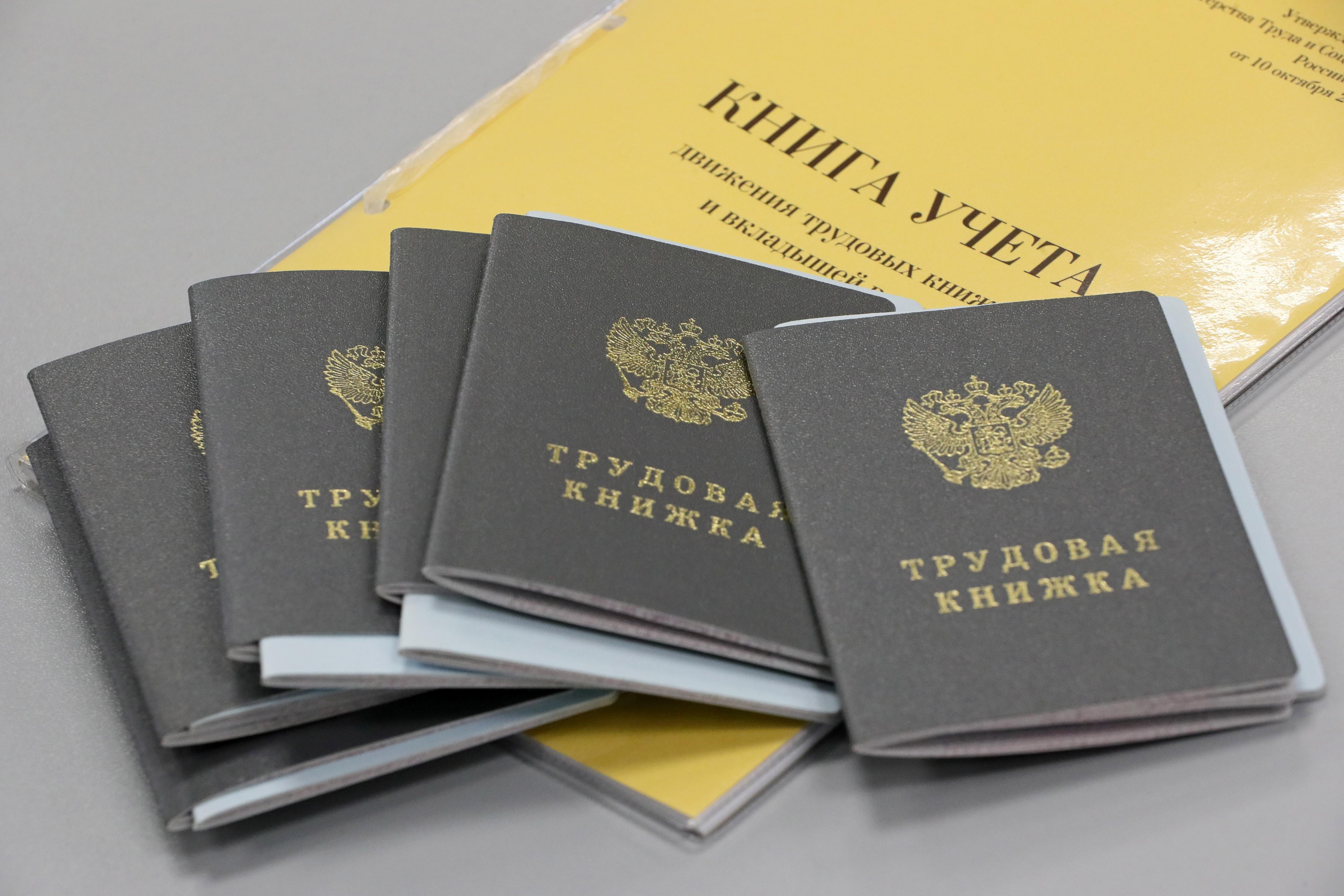 ВЦИОМ рассказал об отношении россиян к электронным трудовым книжкам