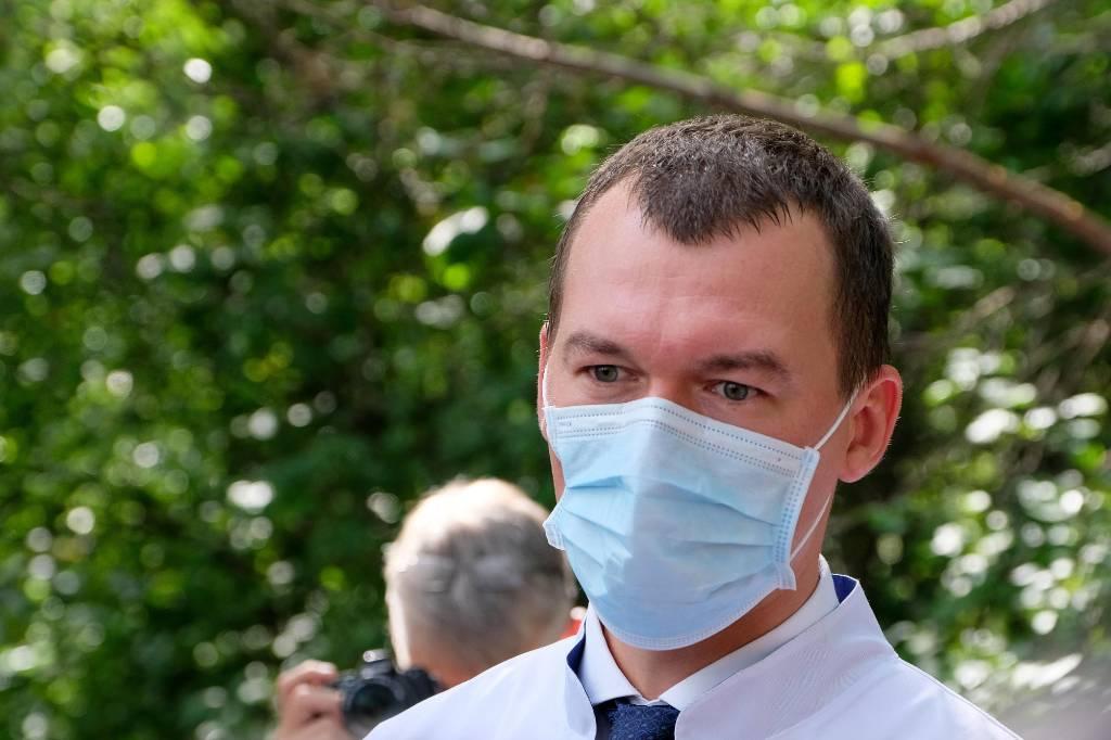 Дегтярёв признался, что не ожидал своего назначения на пост губернатора Хабаровского края