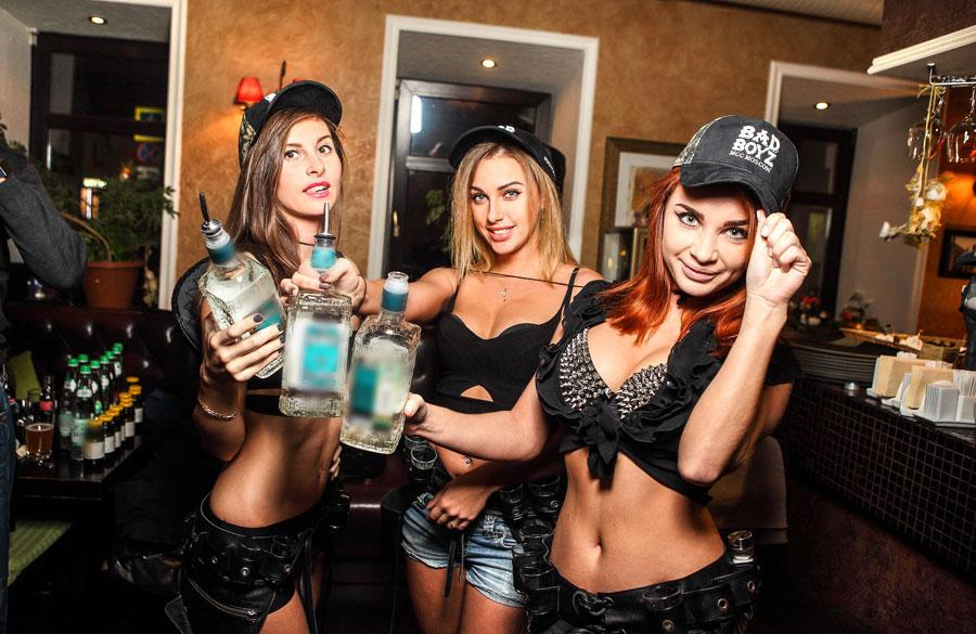 Фото © Tequilagirls.tequilapromo.ru