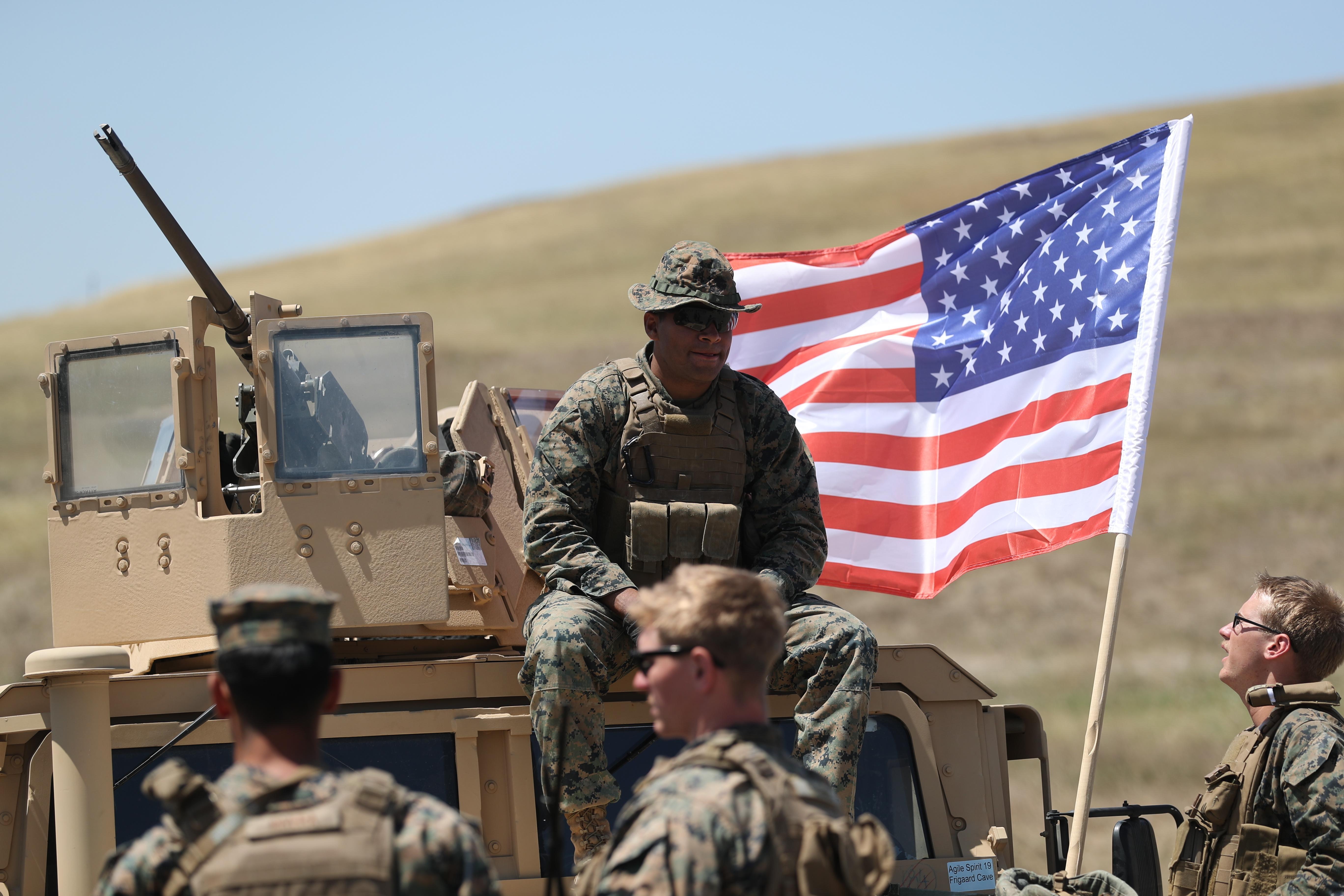 Пентагон признал, что перебросит часть солдат из Германии на
