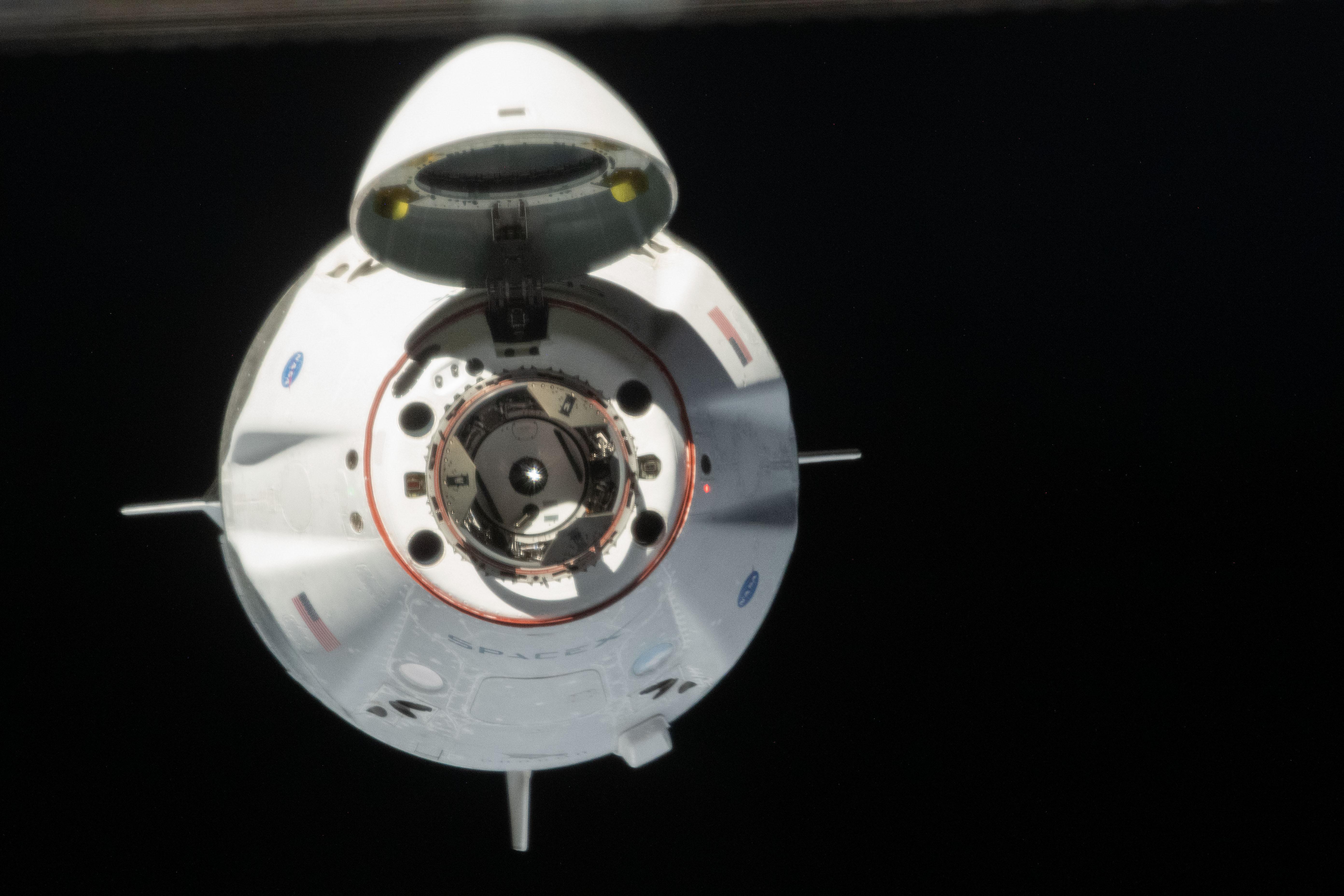 Экипаж Crew Dragon вернётся на Землю 2 августа