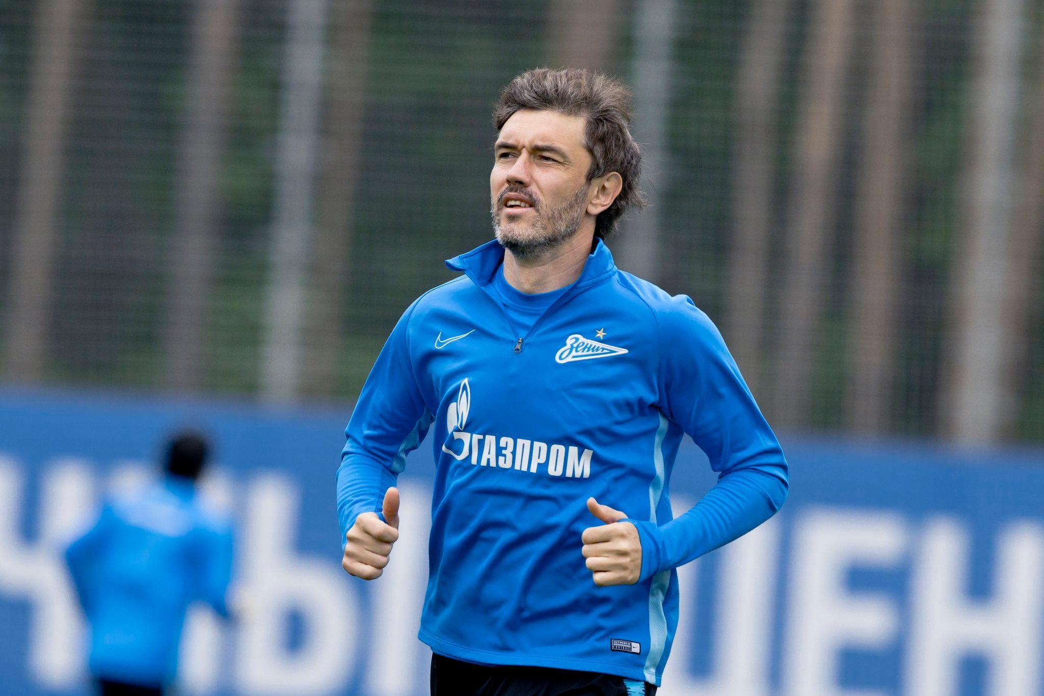 На пенсию уйти не готов. 36-летний Жирков продлил контракт с