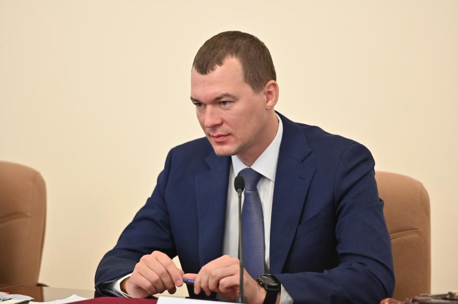 Дегтярёв произвёл первое назначение в Правительстве Хабаровского края