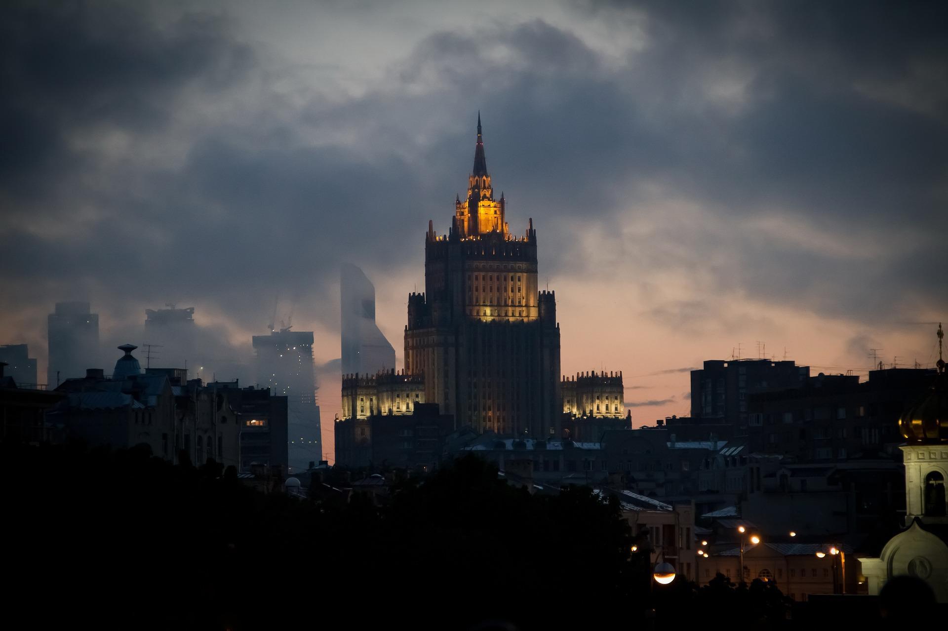 МИД России обвинил ОЗХО в предвзятости в ситуации с Навальным