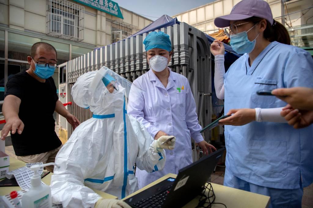 The Sunday Times: Образцы коронавируса хранились в«Поднебесной» свыше 6 лет