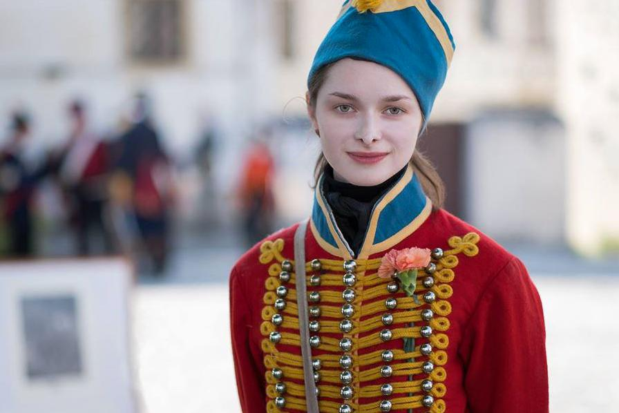Анастасия Ещенко. Фото © Cоцсети