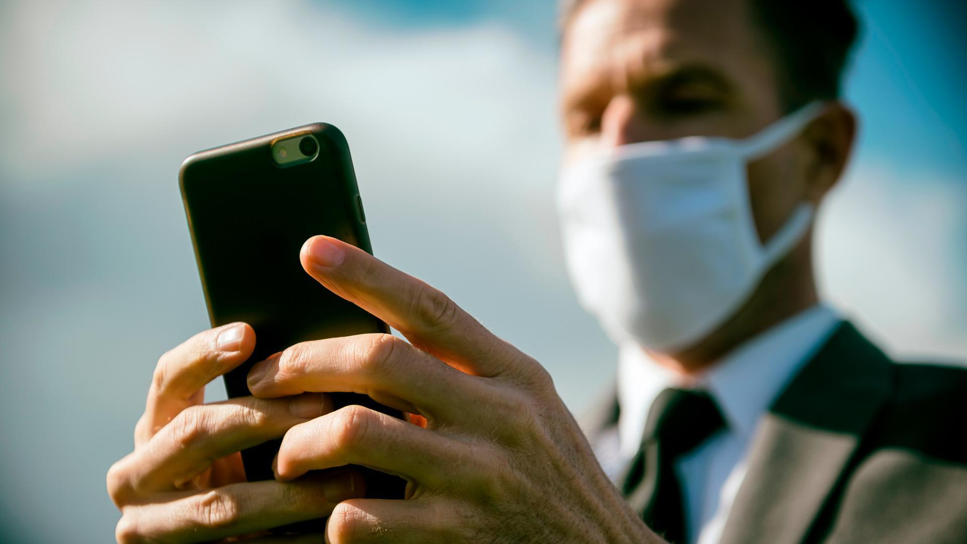 Вам придёт СМС, если вы окажетесь рядом с заражённым CoViD. Как это работает?