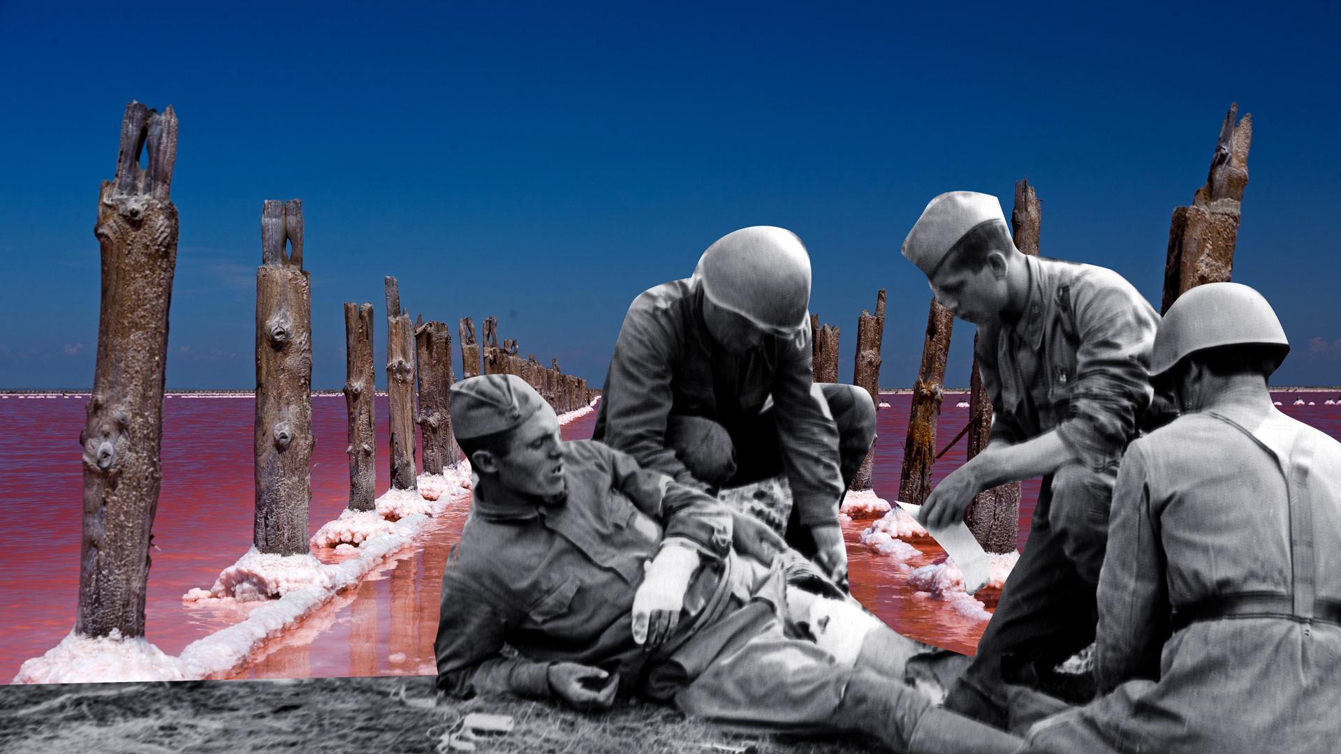 Соль жизни. Почему во время войны раненым переливали морскую воду