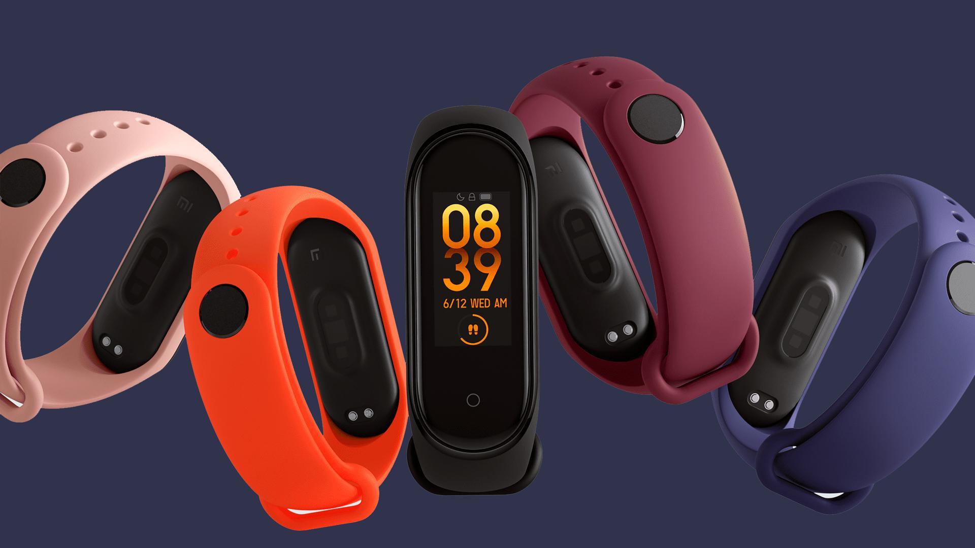 Клиенты девяти банков РФ с Mastercard смогут платить с помощью новых фитнес-браслетов от Xiaomi | Банки.ру