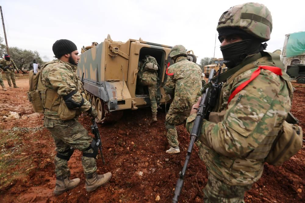Военные сообщили о готовящихся провокациях в Сирии со стороны боевиков