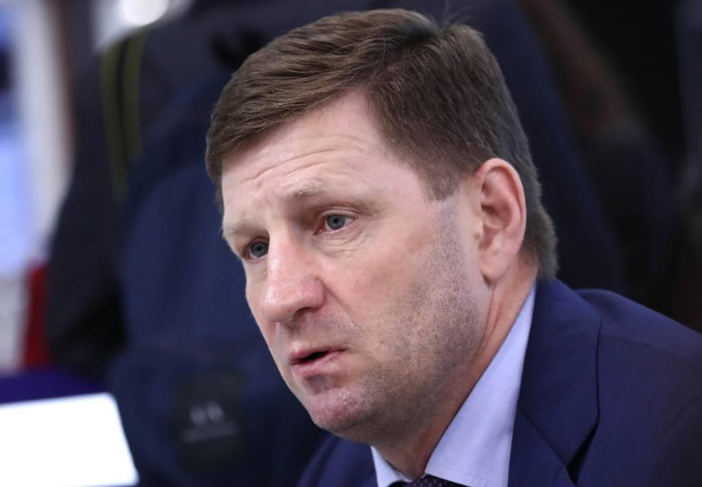 СМИ: Губернатор Хабаровского края подозревается минимум в двух убийствах и одном покушении