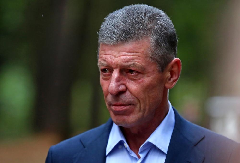 Козак: В Кремле никогда не обсуждался вопрос о включении Донбасса в состав РФ