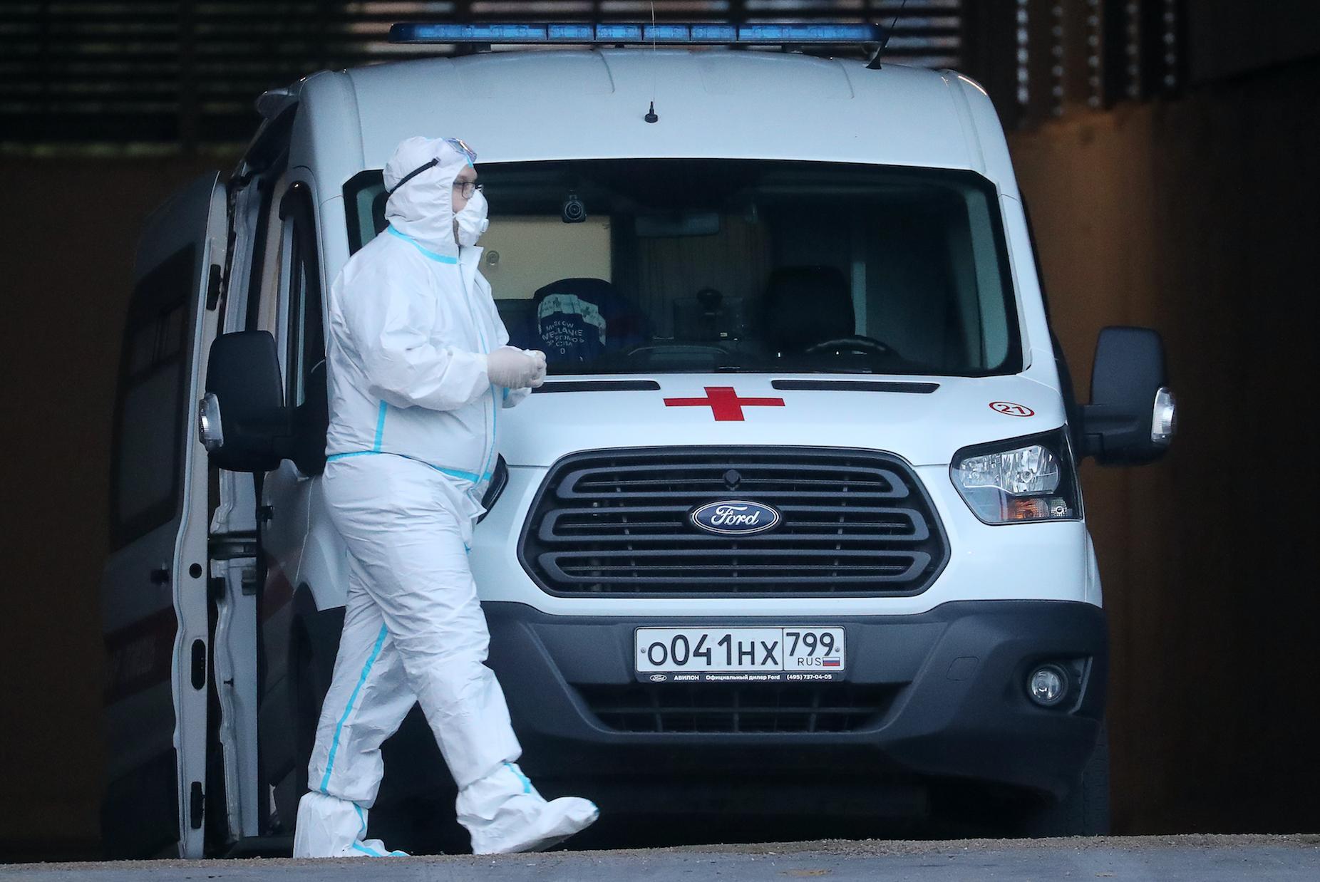 В Москве от коронавируса вылечилось ещё 1173 пациента