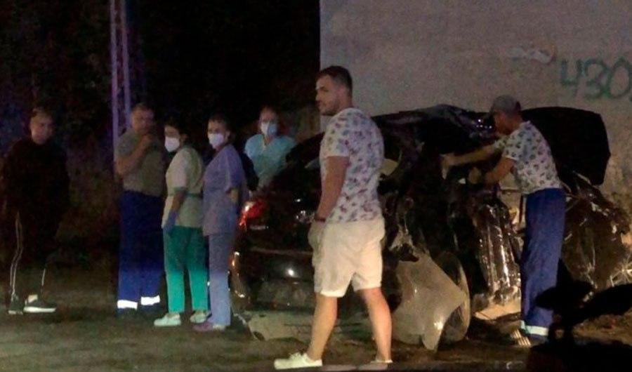 В Челябинской области полицейский устроил ДТП с тремя погибшими
