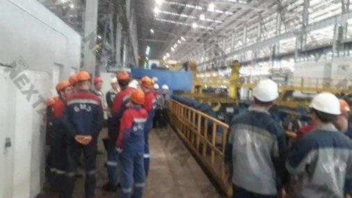 СМИ: На Белорусском металлургическом заводе рабочие объявили забастовку