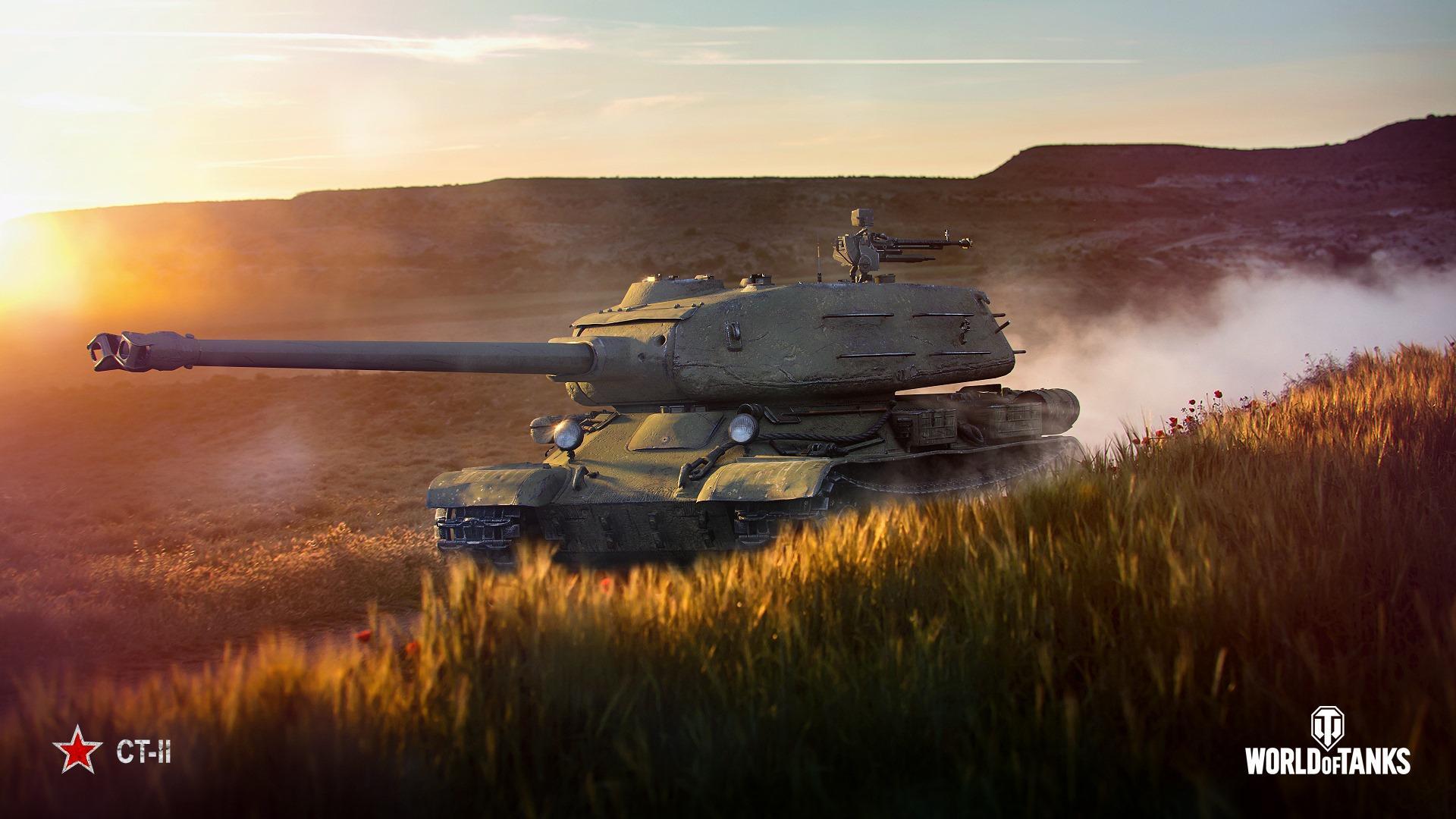 Фото © Facebook / World of Tanks