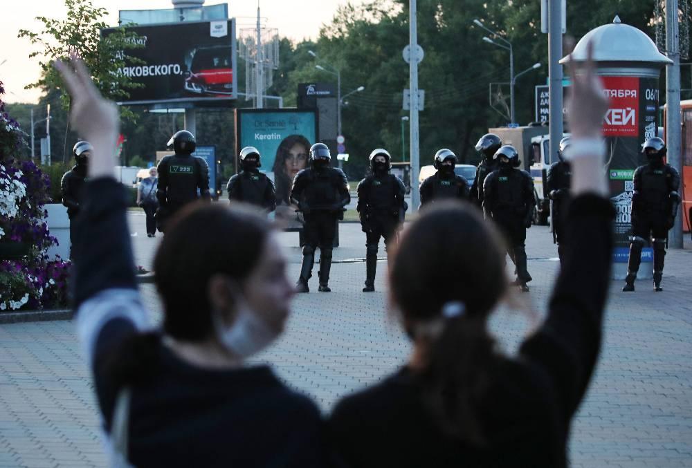 Фото © ТАСС / EPA / TATYANA ZENKOVICH