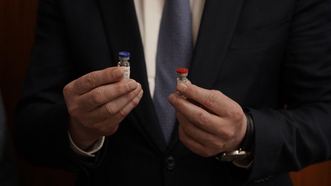 ВОЗ запросила у России данные о первой в мире вакцине от коронавируса