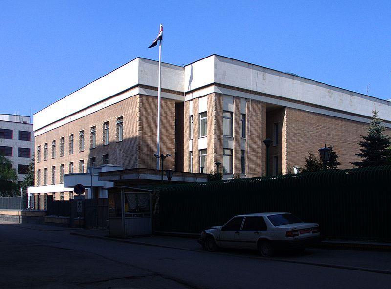 Шестерых военнослужащих Йемена задержали за попытку ворваться в посольство страны в Москве