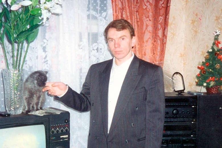 Легенда воровского мира Белоруссии Владимир Клещ — Щавлик. Фото © UDF.BY