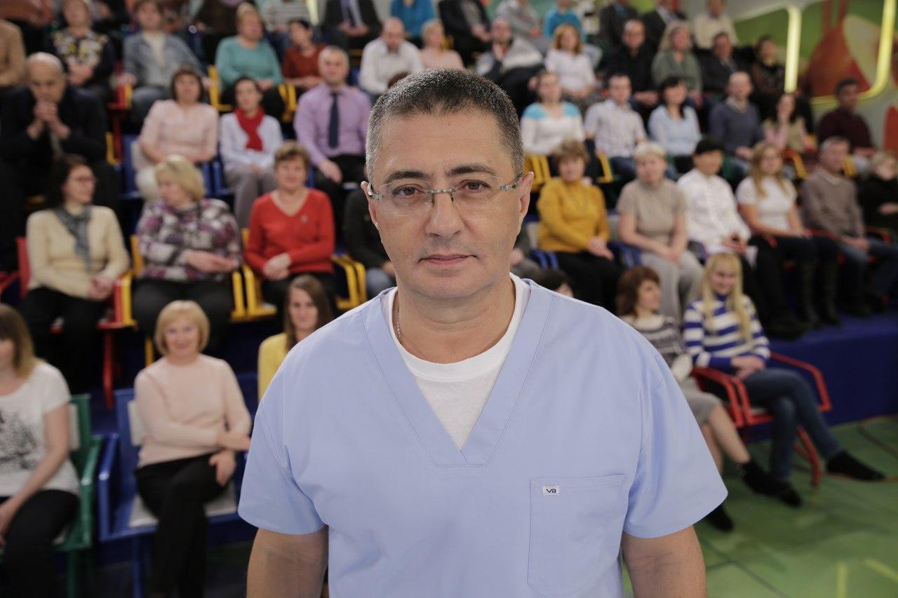 "<p>Александр Мясников. Фото © VK / <a href=""https://vk.com/drmyasnikov"" target=""_blank"" rel=""noopener noreferrer"">Доктор Мясников</a></p>"