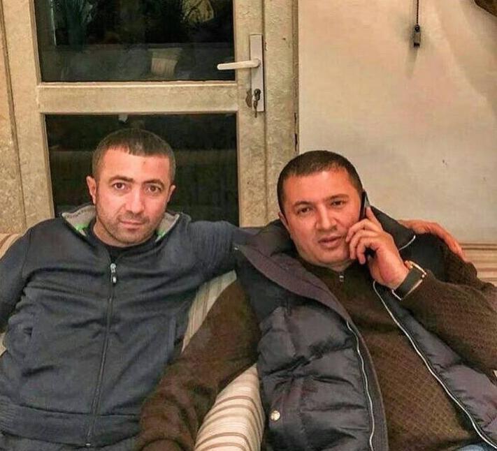 Рашад Исмаилов (слева) и Лоту Гули. Фото © Прайм Крайм / Mustafa Kemal