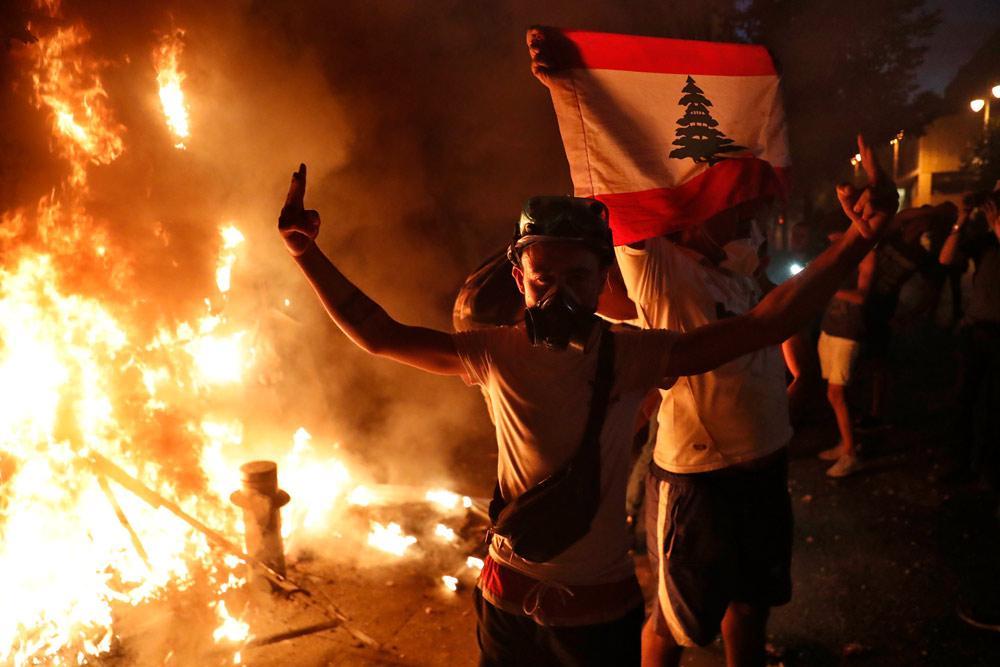 <p>Фото © ТАСС / АР / Hussein Malla</p>