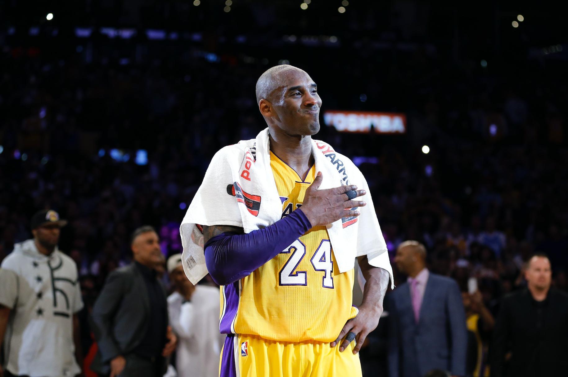 Американские рэперы посвятили песню легенде баскетбола Коби Брайанту