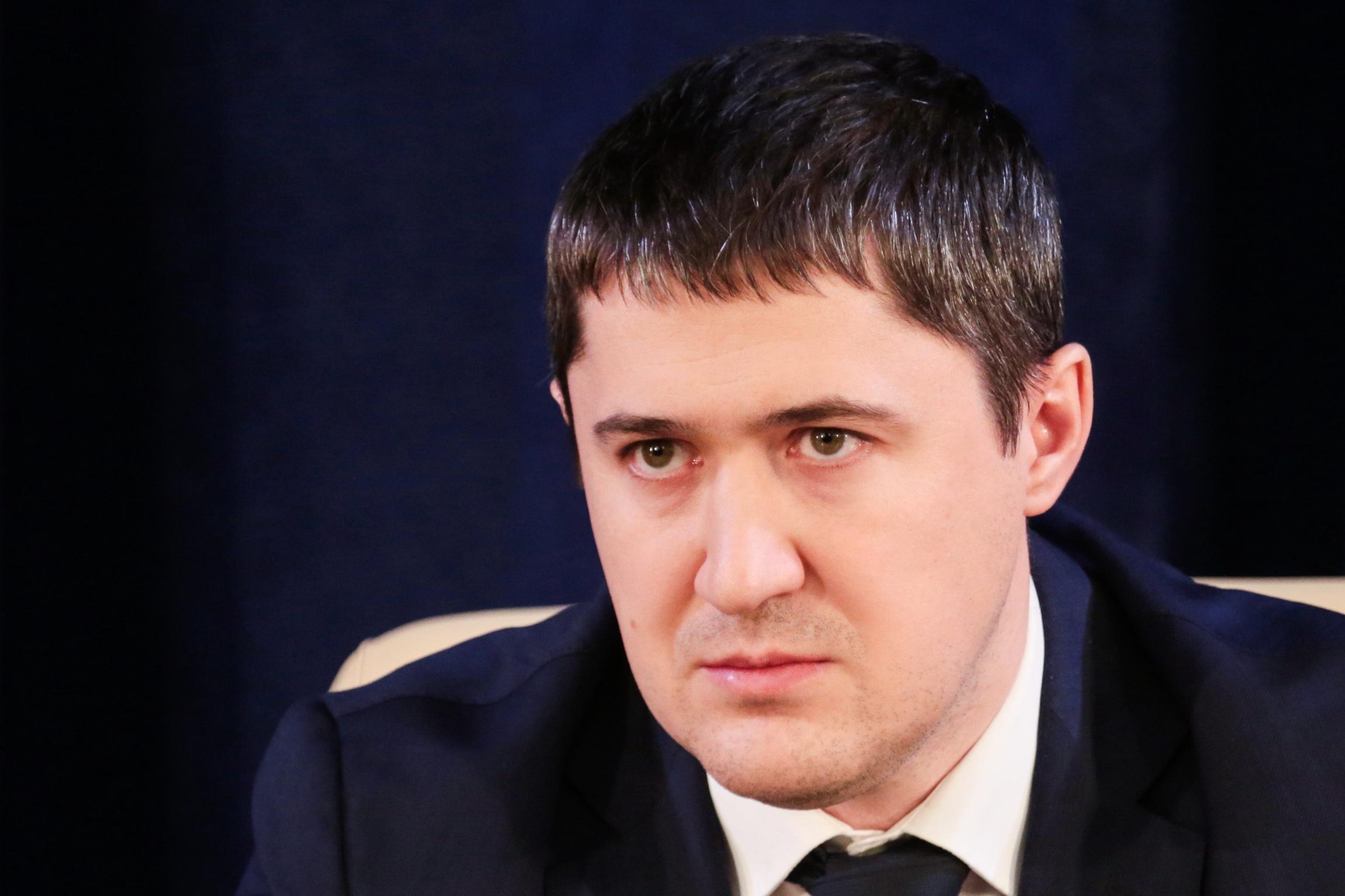 <p>Губернатор Пермского края Дмитрий Махонин. Фото © ТАСС / Максим Кимерлинг</p>