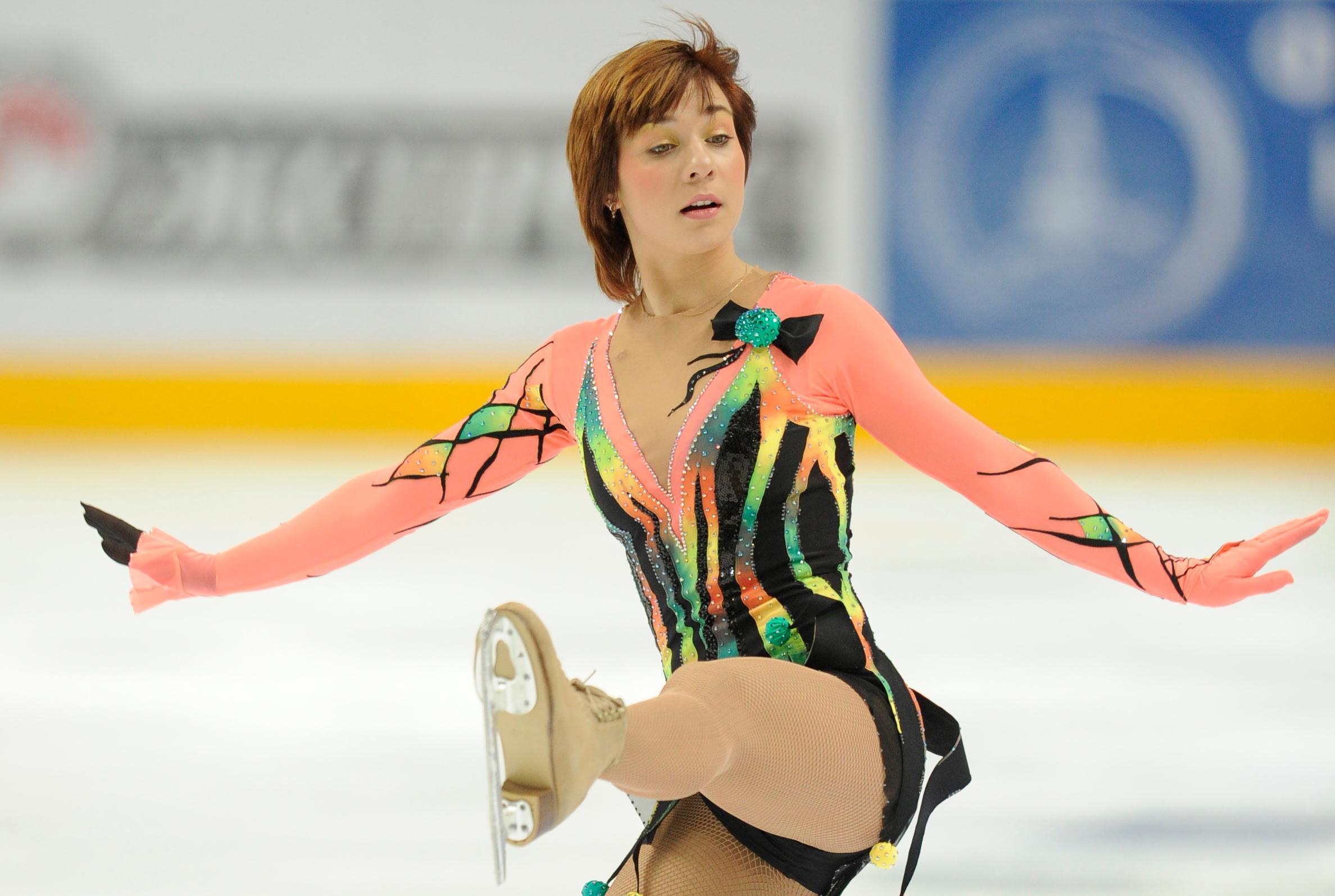 Леонова в 2010 году. Фото © ТАСС / Алексей Филиппов