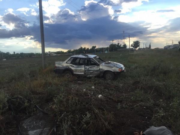 Под Воронежем в результате столкновения мопеда и автомобиля погибли два подростка