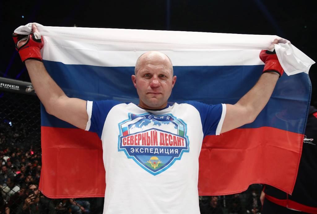 Фёдор Емельяненко рассказал, когда может состояться его следующий бой