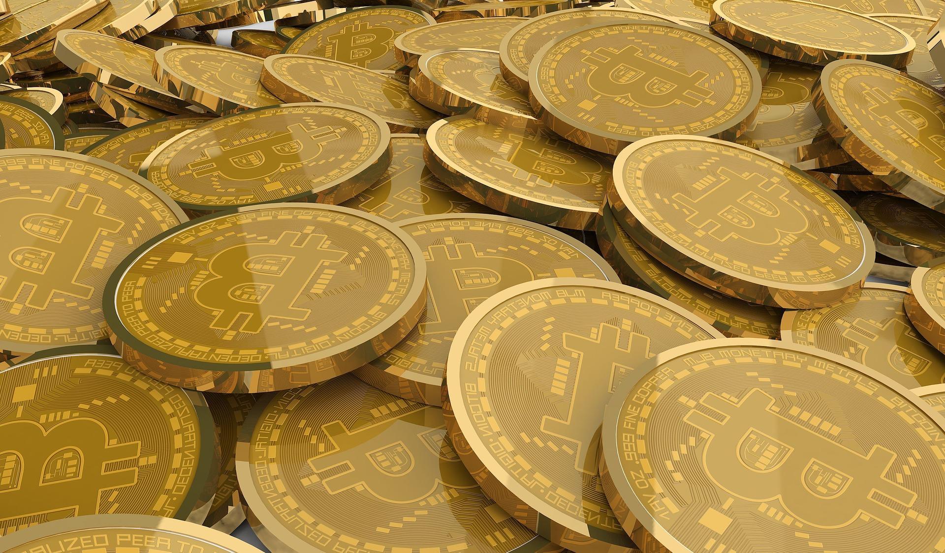 Курс биткоина достиг рекордной отметки впервые с августа 2019 года