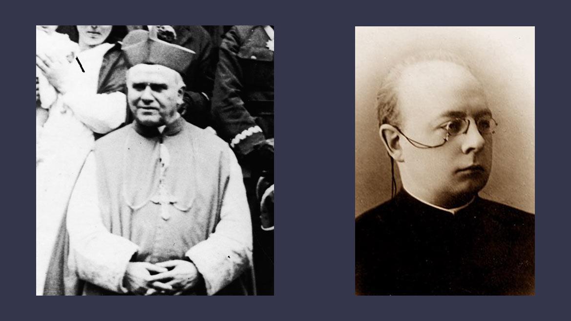 Ян Цепляк и Константин Будкевич. Фото ©Wikipedia