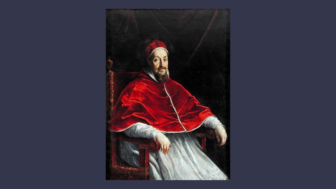 Папа Григорий XV. Фото ©Wikipedia