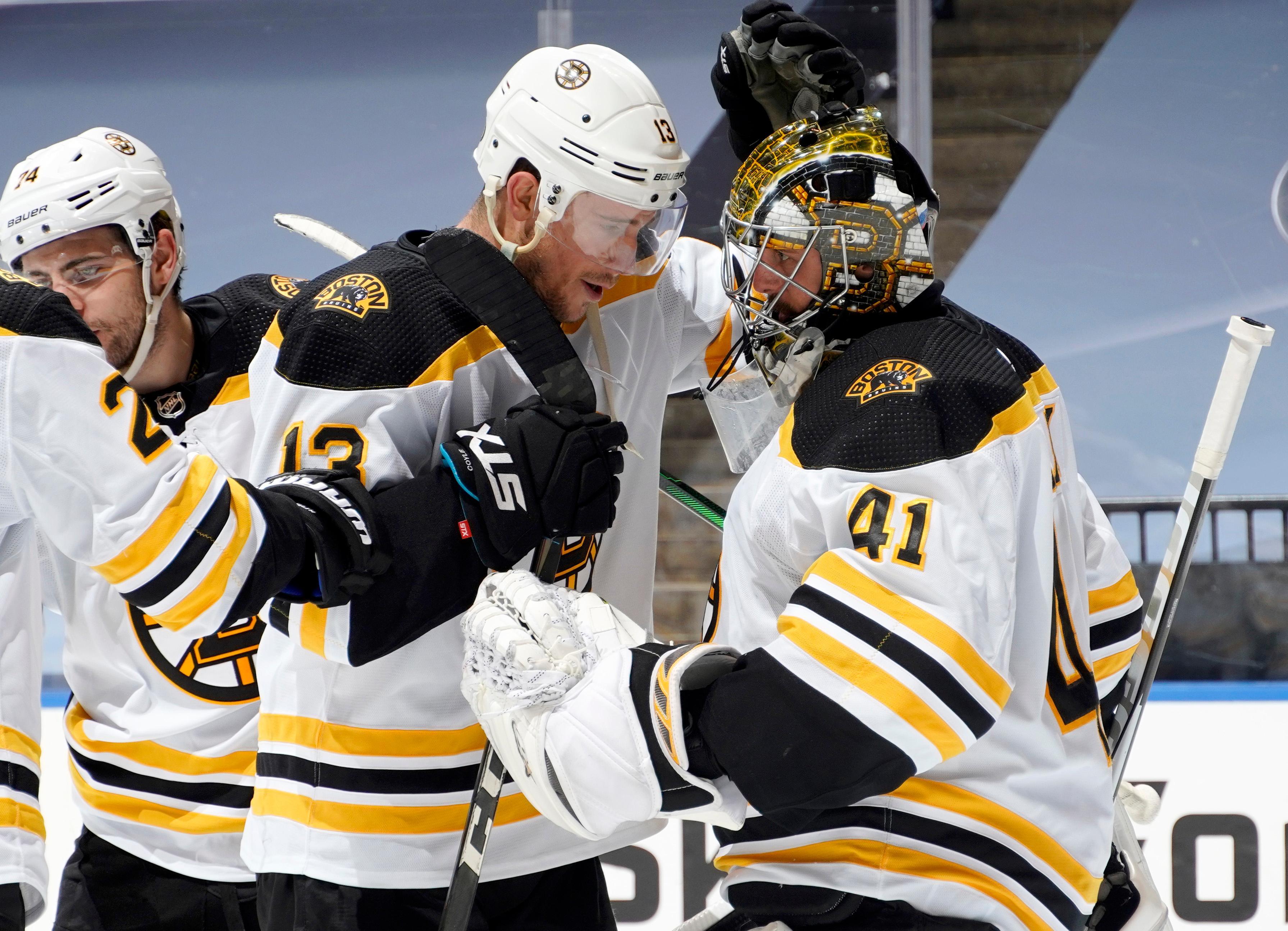 Фото © Twitter / Boston Bruins