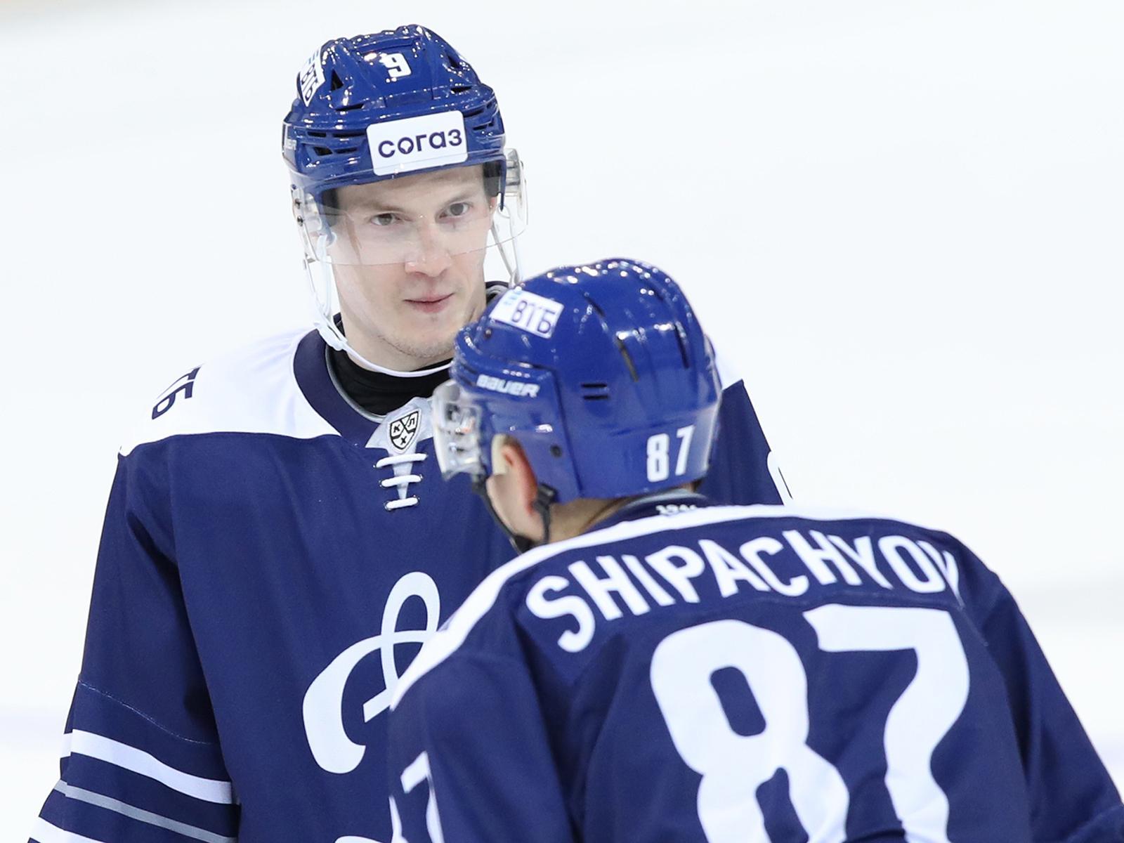 Фото © Twitter / HC Dynamo Moscow