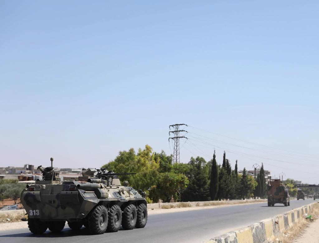 В Идлибе боевики пытались прорвать позиции сирийской армии