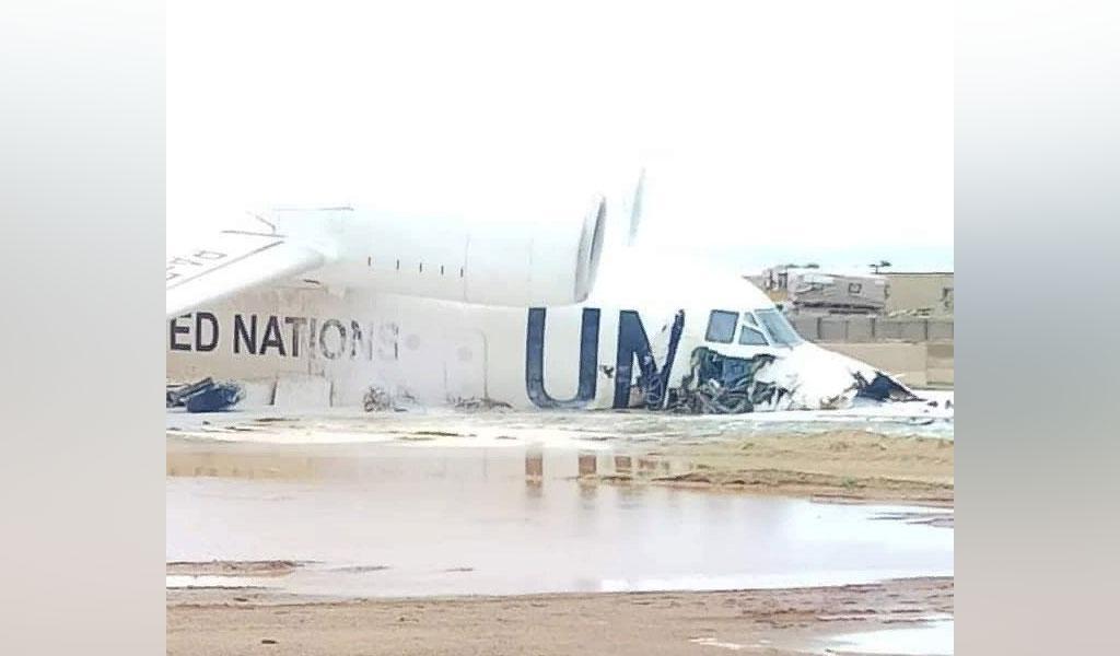 В посольстве РФ в Мали рассказали о состоянии людей, находившихся на борту самолёта миссии ООН